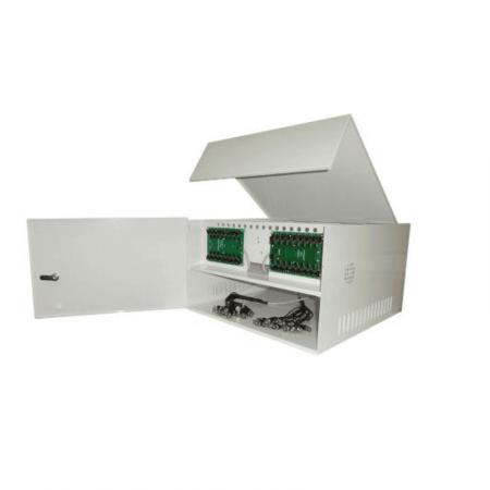Rack Para CFTV Max Eletron Manager Box Light 1/32 HD