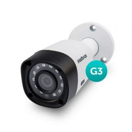 Câmera Multi HD VHD 3120 B G3 HDCVI Intelbras