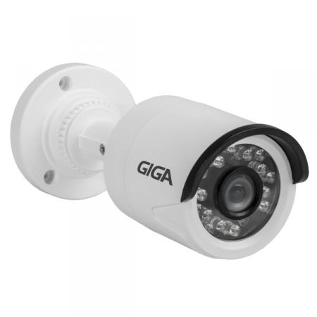 Câmera Open HD Plus GS0013 720p Bullet IR 20m Giga Security
