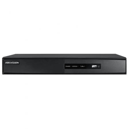 Gravador Digital Turbo HD Hikvision 7208HGHI-E1 Híbrido