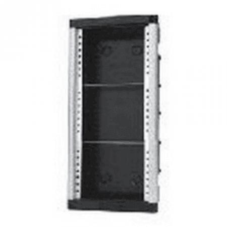 Gabinete Modular Porteiro Eletrônico de Embutir HDL GE-3 3 Módulos