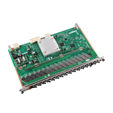Placa de Serviço GPFD C+ 16 Portas GPON (Switches)