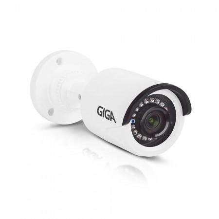 Câmera Giga GS 0018 Bullet 720P HD Série Órion 3.2mm IR 20m IP66