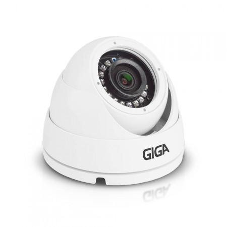 Câmera GIGA GS0046 Dome 5MP Serie Orion IR 30M 3.6mm