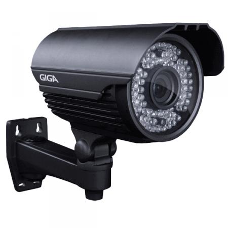 Câmeras infravermelho 40m Sony Effio 760 linhas 72 LEDs GS 7060ET