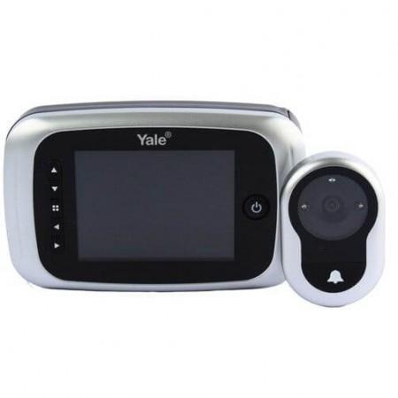 Olho Mágico Digital Yale Real View Pro JY7001 infra vermelho