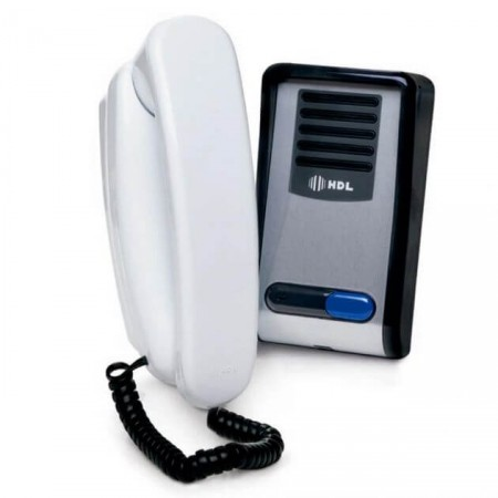 Porteiro Eletrônico HDL F8-SNTL com Interfone AZ-02