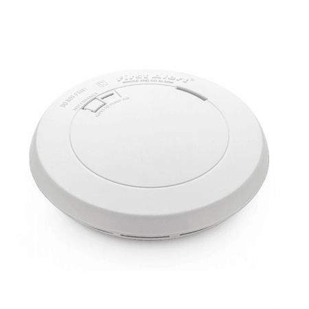 Detector de Fumaça com Alarme de Incêndio First Alert PR710-6BR