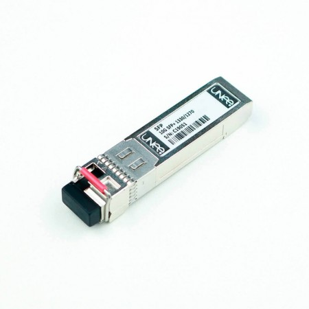 SFP+ 40KM 10G Bidirecional Unee 10GBASE-BX40-U 1270nm-TX/1330nm-RX