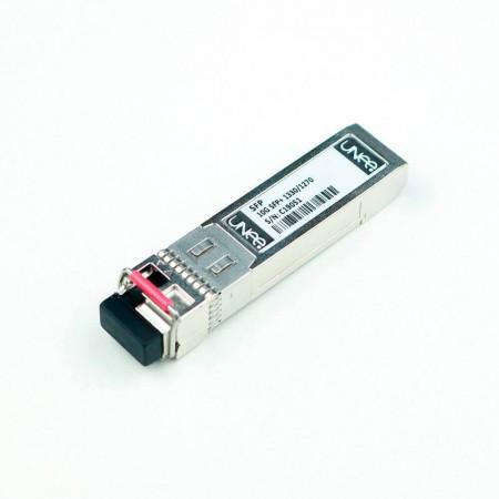 SFP+ 80KM 10G Bidirecional Unee 10GBASE-BX80-U 1270nm-TX/1330nm-RX