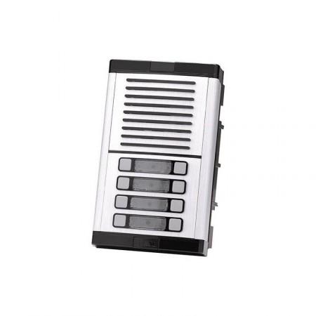 Unidade Externa de Porteiro Eletrônico Coletivo MPS 08