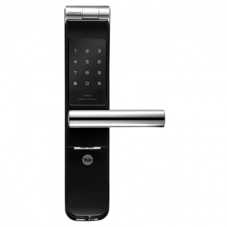 Fechadura Digital Biométrica Yale YMF 40