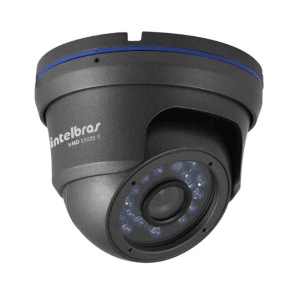 SONY 600TVL CCD Security OSD Menu DOME IR Camera