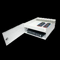 Rack para CFTV Iron House 1G 400 HD 16 Canais Onix Security no estado