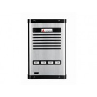 Interfone Coletivo Amelco 04 Pontos Unidade Externa AM-PPR04