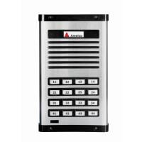 Interfone Coletivo Amelco 16 pontos Unidade Externa AM-PPR16