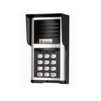Porteiro Universal com Teclado AM-PI50 p/ Central CPC 4000