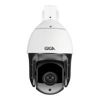 Câmera de Segurança Speed Dome Open HD 1080p 1/2.9 Sony 18x IR 100m