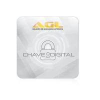 Cartão/Tag RFID AGL Mini Card Chave Digital 125 Khz - para smartphone