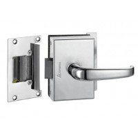 Fechadura elétrica para porta de vidro AMELCO Abre p/ fora - FV33ICRA