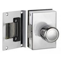 Fechadura porta de vidro 1 Folha-furo AMELCO Abre para dentro - FV34ICR