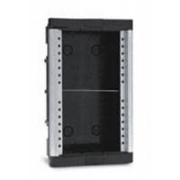 Gabinete Modular Porteiro Eletrônico de Embutir HDL GE-2 2 Módulos