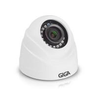 Câmera Giga GS0017 Dome 720P HD Série Órion 3.2mm IR 20m