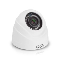Câmera Dome Giga Security 720p GS0019 IR 20m
