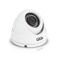 Câmera GIGA GS0046 Dome 5MP Serie Orion IR 30M 3.6mm