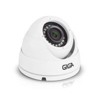 Câmera IP Giga GS0150 Dome 1MP IR 20m
