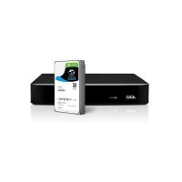 Gravador Digital de Vídeo 04 Canais Giga HVR GS0184 HDD Skyhawk 1TB