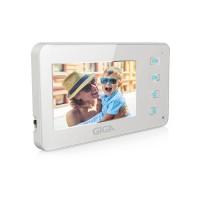 Unidade interna para video porteiro GIGA GSVDP4000