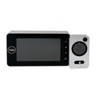 Olho Mágico Digital com Câmera Yale Prata Auto Imaging JY7043 NO ESTADO