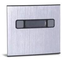 Módulo Externo de 2 Botões Único MOD 2U para Porteiros Coletivos HDL