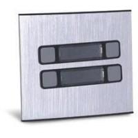 Módulo Externo de 4 Botões Único MOD 4U para Porteiros Coletivos HDL 90.02.01.525