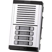 Porteiro Eletrônico Coletivo HDL MPE 08 Unidade Externa