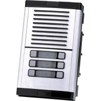 Porteiro Eletrônico Coletivo HDL MPE 06 Unidade Externa