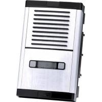 Unidade Externa de Porteiro Eletrônico Coletivo MPS 02