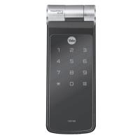Fechadura Digital Yale YDF 40BP Biométrica p/ Porta de Correr